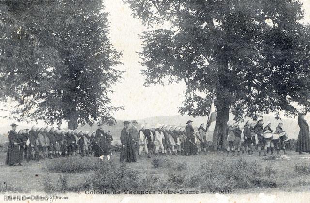 Colonie De Vacances à Saint-Girons